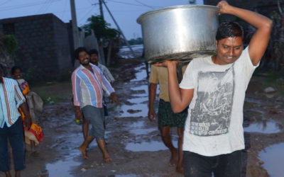 ICM Flood Relief in the District of Kurnool